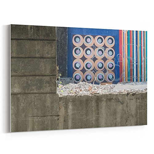 Westlake Art - City Indonesia - 12x18 Canvas Print Wall Art - Canvas Stretched Gallery Wrap Modern Picture Photography Artwork - Ready to Hang 12x18 Inch (9A5D-62E44) by Westlake Art