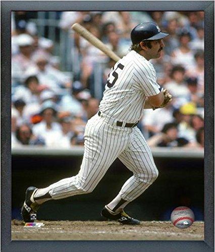 Thurman Munson New York Yankees MLB Action Photo (Size: 12