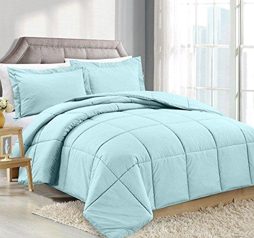 Queen Comforter Reversible Duvet Insert