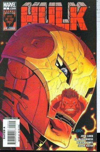 Hulk #2 (The Smoking Gun - 2nd Red Hulk) pdf epub
