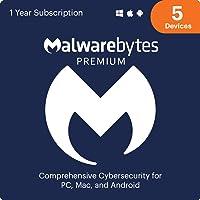 Malwarebytes Anti-Malware Premium 4.0 1-Yr 3 Device PC Digital Deals