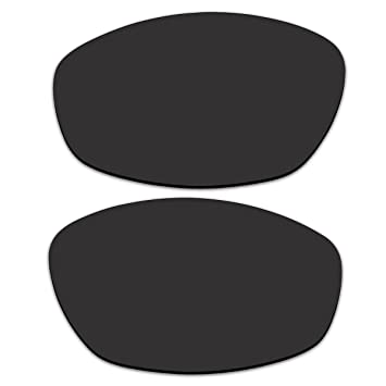 black polarized lenses  Amazon.com: Replacement Black Polarized Lenses for Oakley Whisker ...