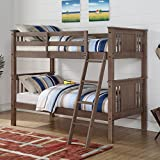 Donco Princeton Twin over Twin Bunk Bed – Review