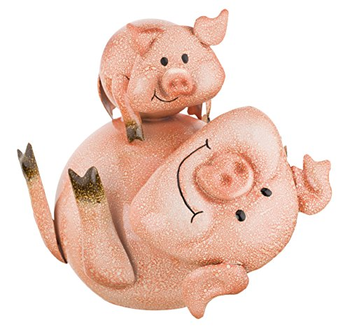 Regal Art & Gift Mama &Baby Piggy Decor For Sale