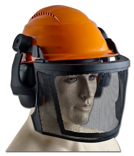 Arnold Profi 6061-X1-0002 Safety Helmet for Forest Work by ARNOLD by ARNOLD (Image #1)