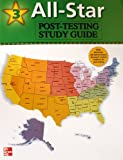 All-Star - Book 3 (Intermediate) - USA Post-Test Study Guide, Linda Lee and Jean Bernard, 0073138150