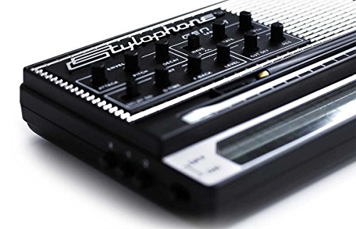 STYLOPHONE GEN X-1 Portable Analog Synthesizer: with Built-in Speaker, Keyboard and Soundstrip, LFO, Low pass filter, Envelope, Sub-octaves & Delay - Image 2