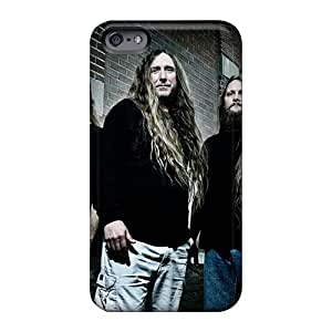 Protector Hard Phone Covers For Iphone 6 With Unique Design High Resolution Obituary Band Image ErleneRobinson
