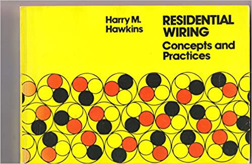 Peachy Amazon Com Residential Wiring Concepts And Practices Wiring 101 Relewellnesstrialsorg