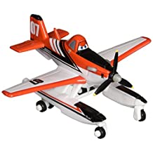 Disney Planes: Fire and Rescue Dusty with Pontoons Diecast Vehicle