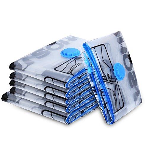 SONGMICS Premium Storage Clothes Blankets