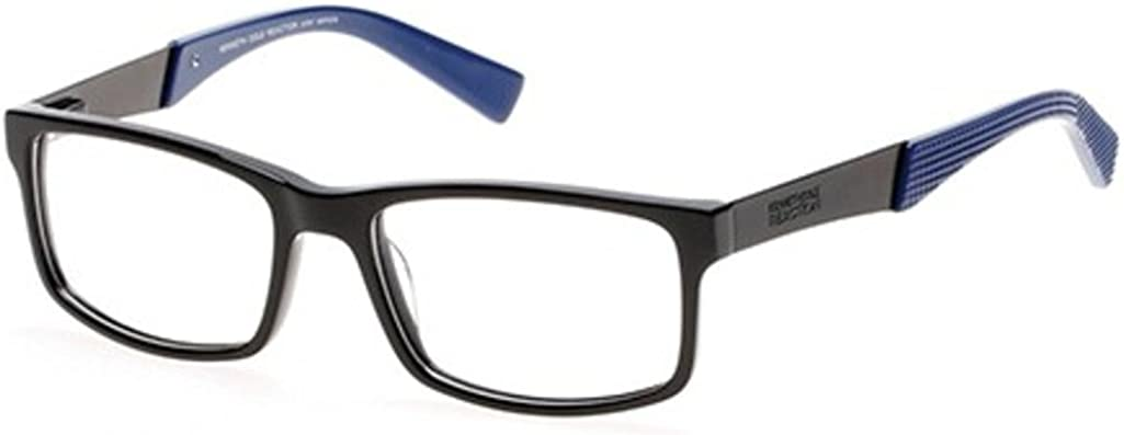 Eyeglasses Kenneth Cole Reaction KC 0787 001 shiny black