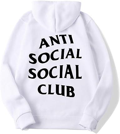 sweat a capuche anti social social club