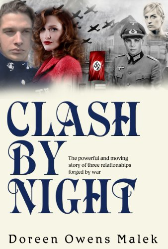 Kindle Daily Deals For Friday, Apr. 19 – New Bestsellers All Priced at $2.99 or Less! plus Clash by Night (A World War II Romantic Drama) by Doreen Owens Malek