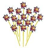 Fun Express 2 Set of 36 Rainbow Pinwheels