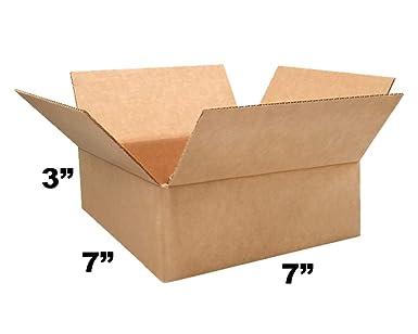 Caja de cartón corrugado 8NET, caja de embalaje: Amazon.es: Industria, empresas y ciencia
