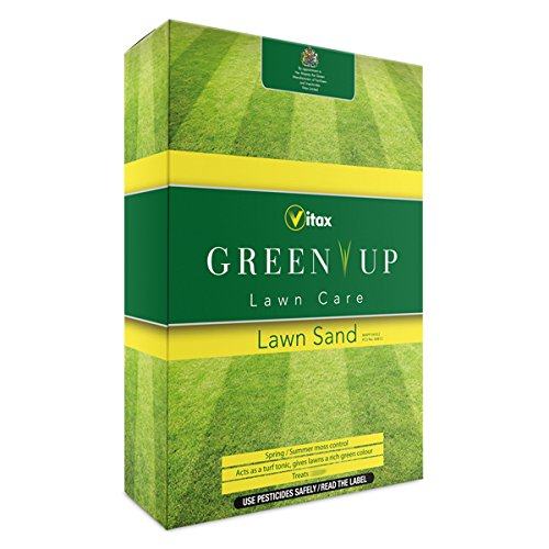 Vitax 4Kg Green Up Lawn Sand Vitax Ltd