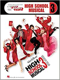 E-Z Play Today: High School Musical 3. Partituras para