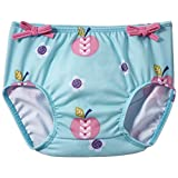 Splash About Girl's Collections Swim Nappy Cover - Apple Daisy, 6-12 Months by Splash About