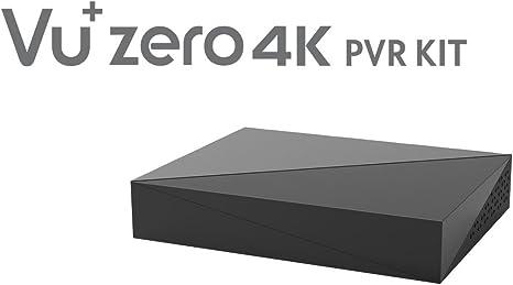 VU + 620460 Zero 4 K PVR Kit para Disco Duro, 6,35 cm (2,5 ...