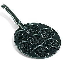 Nordicware 41470 Snowflake Pancake Pan