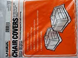 U-Haul Chair Covers pack of 2