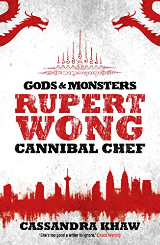 Rupert Wong Cannibal Chef Monsters ebook product image