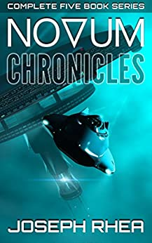 Novum Chronicles: (The Complete Novum Series) (English Edition) de [Rhea, Joseph]