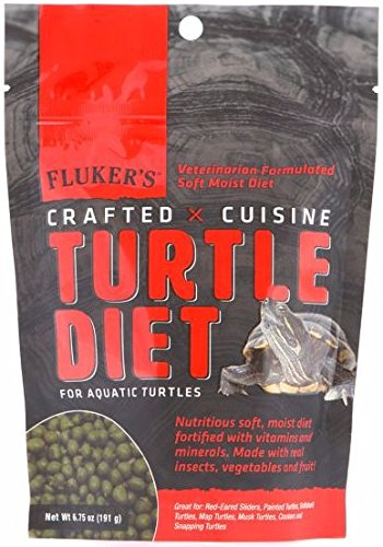 New Fluker's Crafted Cuisine Turtle Diet (6.75 oz.)