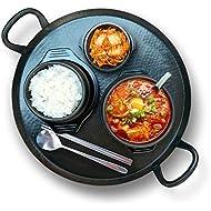 Takeout Kit, Korean Kimchi Tofu Stew (Sundubu Jjigae) Meal Kit, Serves 4
