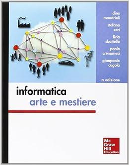 Informatica Arte E Mestiere Pdf