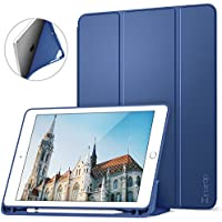 Ztotop Newest iPad 9.7 Inch 2018/2017 Case with Pencil Holder