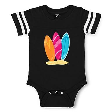 Amazon.com: Traje de fútbol de algodón para bebé, diseño de ...