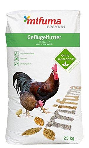 25kg Mifuma Junghennen Premium Mehl