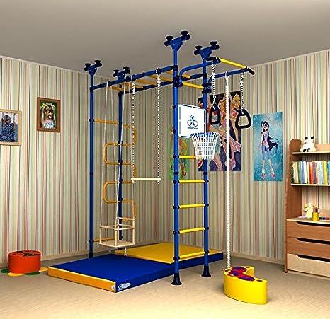 Amazon.com: pegas: childrens indoor home gym swedish wall