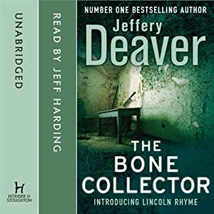 The Bone Collector Hörbuch