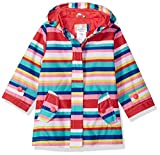 Carter's Baby Girls Her Favorite Rainslicker Rain Jacket, Multi Stripe, 18M
