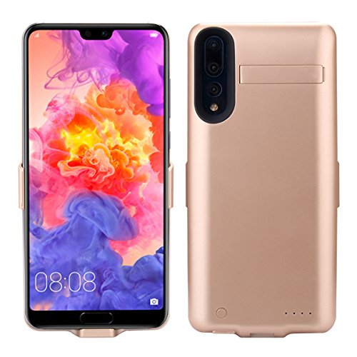 Price comparison product image Promama Xiaomi Mi 6X Battery Charger Case Portable Battery Case Slim Extended Battery Juice Power Bank for Xiaomi Mi 6X (Golden)