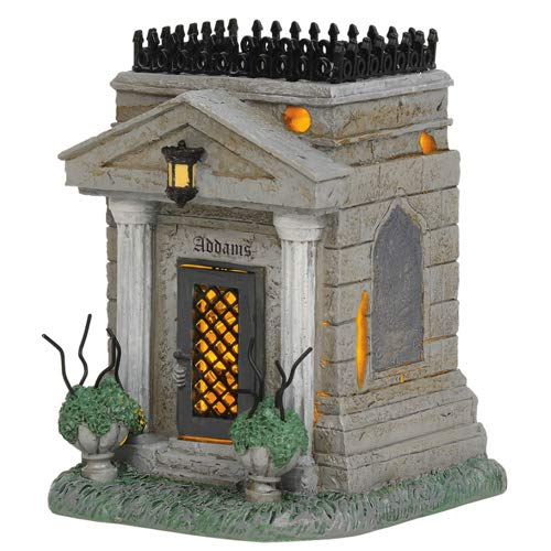 Department 56 Addams Family Crypt Collectible Standard by Department 56