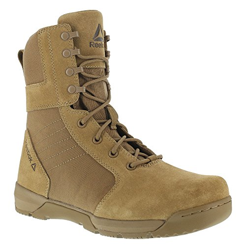 Reebok Men's Nano Military Boot with Uform - AR670-1 Compliant, Coyote,...