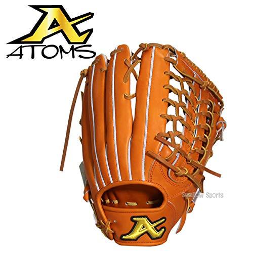ブランド品専門の ATOMS AKG-7 アトムズ 硬式グローブ グラブ 硬式グローブ 外野手用 AKG-7 グラブ B07CM22KYK RH(左投用) オレンジ オレンジ RH(左投用), 東粟倉村:0b67d22e --- a0267596.xsph.ru