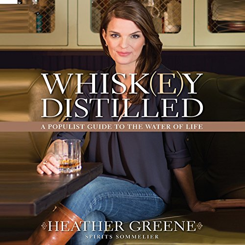Whiskey Distilled: A Populist Guide to the Water of Life by Gildan Media and Blackstone Audio