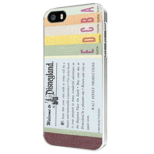 disney ticket iphone 6 case - 5