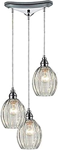 Diamond Lighting 46017/3 Danica 3-Light Pendant