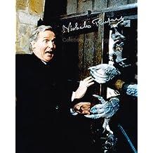 NICHOLAS PARSONS as Rev. Mr. Wainwright - Doctor Who Genuine Autograph