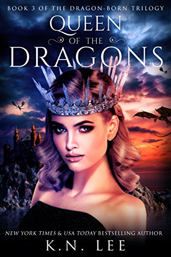 Queen Of The Dragons by K.N. Lee ebook deal