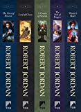 Download The Wheel of Time, Books 5-9: (The Fires of Heaven, Lord of Chaos, A Crown of Swords, The Path of Daggers, Winter's Heart) in PDF ePUB Free Online