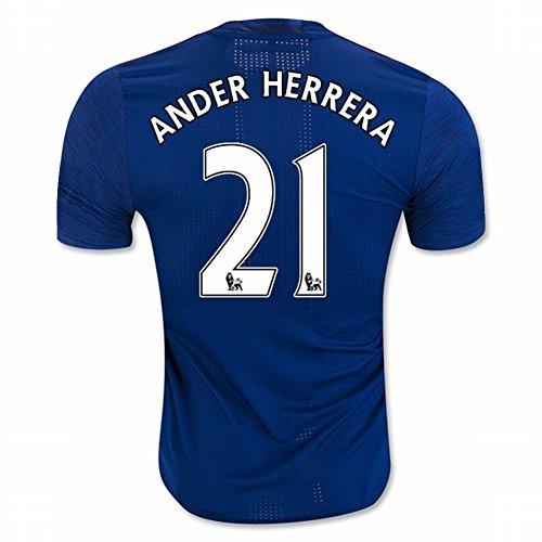 Ander Herrera Manchester United Away Jersey