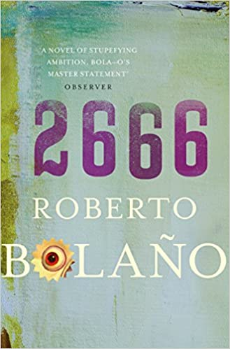 Image result for bolano 2666