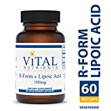 Vital Nutrients – R-Form Lipoic Acid 100 mg – Multi-Purpose Nutrient and Powerful Antioxidant – 60 Capsules Review